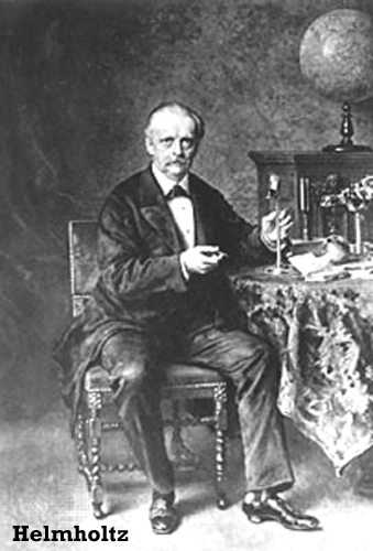 Helmholtz with Inventions