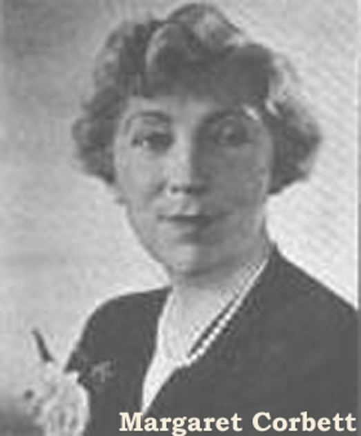 Margaret Corbett - Trained by Dr. Bates. Cured Aldous Huxley, Prevented Blindness. Fought in Court Many Times to Protect the Right of the Public to Teach Natural Eyesight Improvement