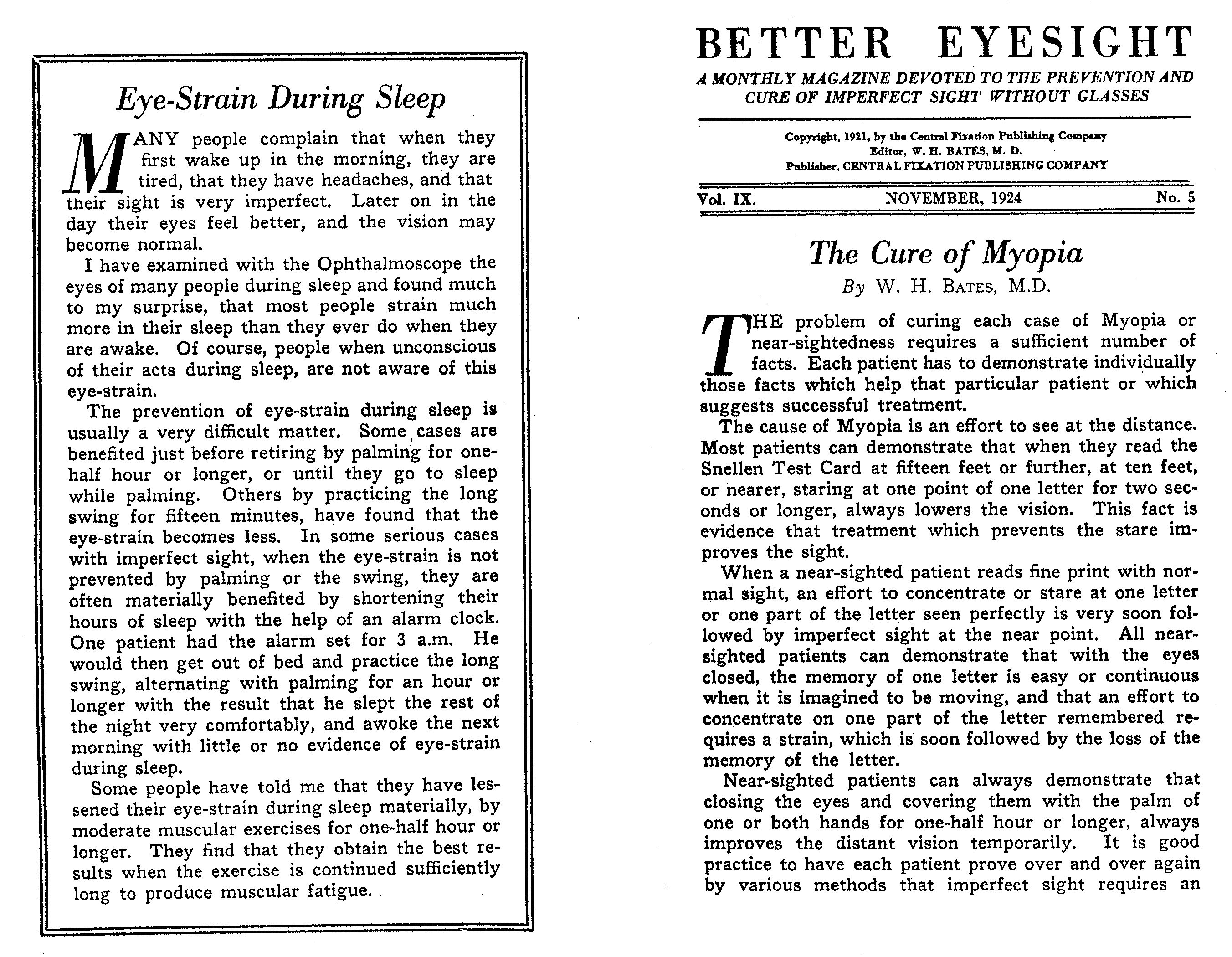 20 free ophthalmologist bates method natural eyesight improvement like the books did you obtain clear eyesight please consider writing a book review on amazon or other bookstores click here to read write reviews geenschuldenfo Choice Image