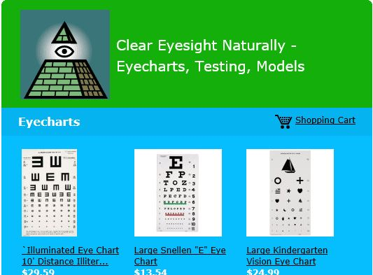 Opthalmologist, Optometrist Eyecharts, Vision Test Equiptment