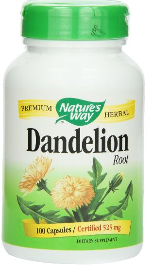 Dandelion for Healthy Liver, Eyes
